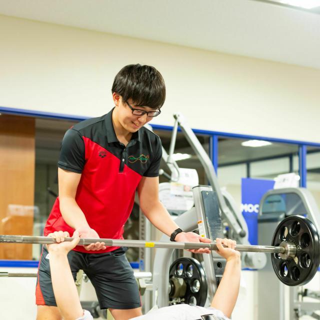 リリーこども&スポーツ専門学校 【来校型OC】スポーツトレーナー・インストラクターの仕事体験3