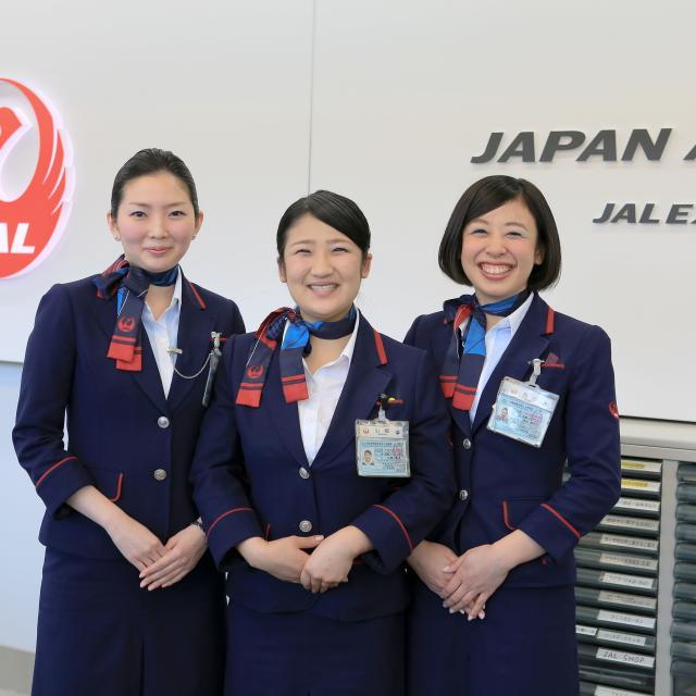 西鉄国際ビジネスカレッジ CA・GS・GH…航空業界の全職種をお仕事体験スペシャル2