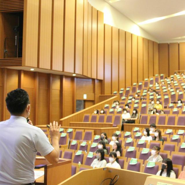 畿央大学 【来場型】8/14・15 オープンキャンパスを開催!1