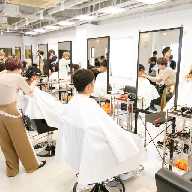愛知美容専門学校 AIBIオープンキャンパス20191