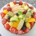 神戸国際調理製菓専門学校 ★5月はタルト祭り!★【フルーツタルト】一人一台作ります!