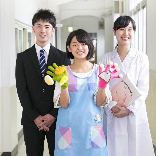 横浜高等教育専門学校 体験入学 本校の授業の一端を見学・体験してくださいね!4