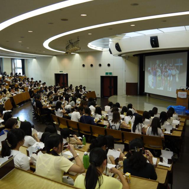 岡崎女子大学 7/8 Open Campus 岡崎女子大学・岡崎女子短期大学3
