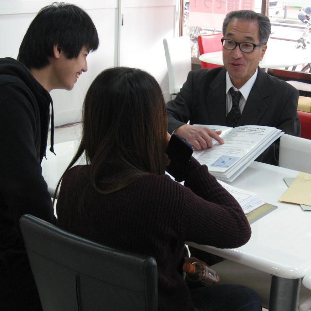 日本理工情報専門学校 自動車整備士の仕事って楽しい?1