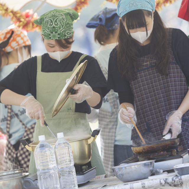 跡見学園女子大学 11/3(日・祝)オープンキャンパス&紫祭同時開催!in新座3