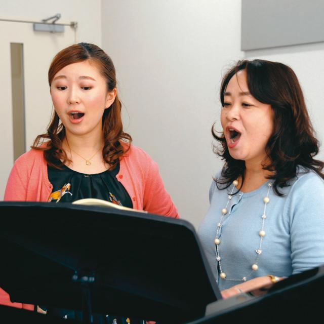 昭和音楽大学短期大学部 夏期講習会20181