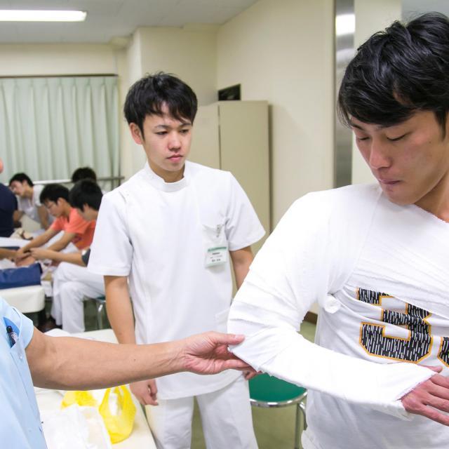 東京医療専門学校 【柔道整復科】5~8月の学校説明会です!@代々木校舎1