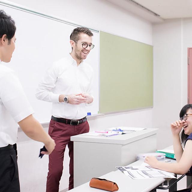 日本外国語専門学校 第2外国語フェア★中国/フランス/イタリア/ベトナム/タイ1