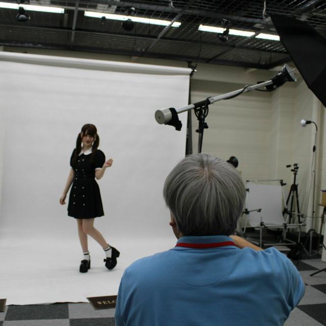 目白ファッション&アートカレッジ メイク・ネイル・モデルに挑戦!【ビューティーコース】4