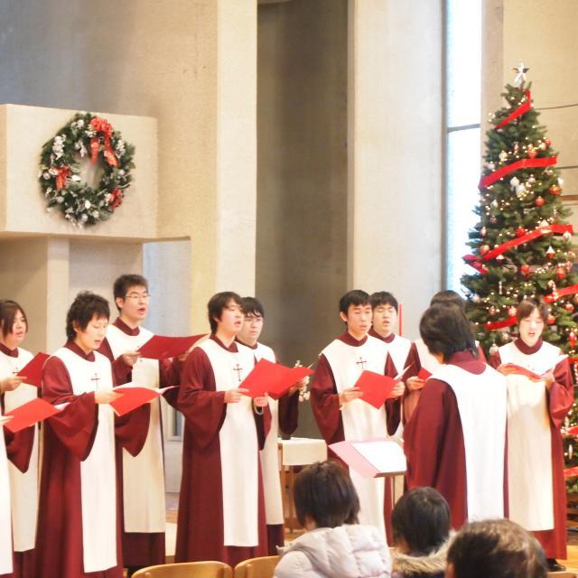 ルーテル学院大学 12/14(土)開催!クリスマス★オープンキャンパス!1