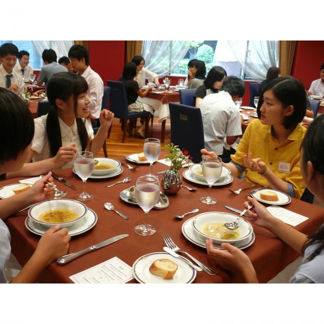 町田調理師専門学校 町調スペシャルイベント(3)〈クリスマススペシャル〉3