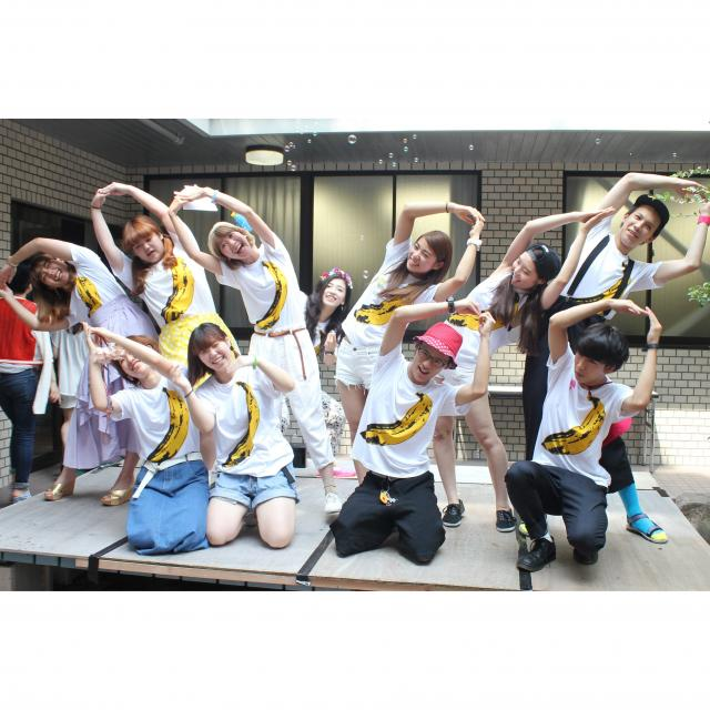 大阪文化服装学院 夏フェス「BUNKA FESTA」に行こう! Cコース1
