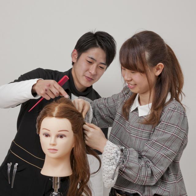 福岡理容美容専門学校 ☆ 8/19 オープンキャンパス ☆1