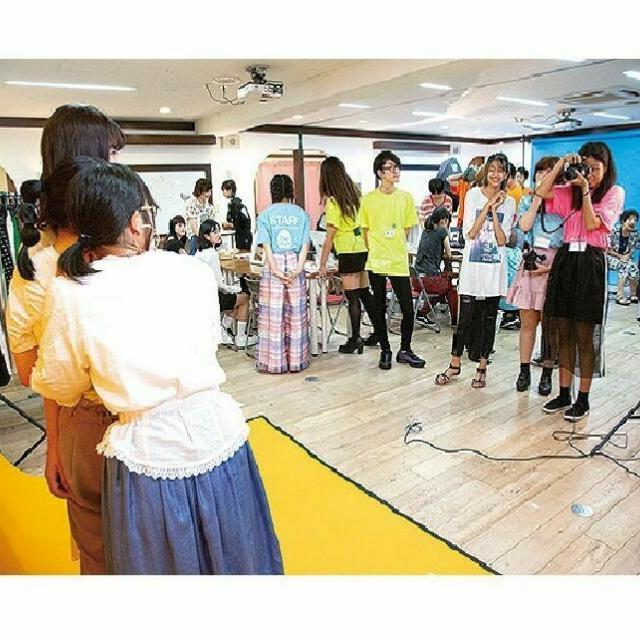 東京服飾専門学校 来校型オープンカレッジ  WORKSHOP 31