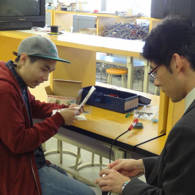 大阪電子専門学校 6月 AO入試説明有!先輩と体験できるオープンキャンパス3