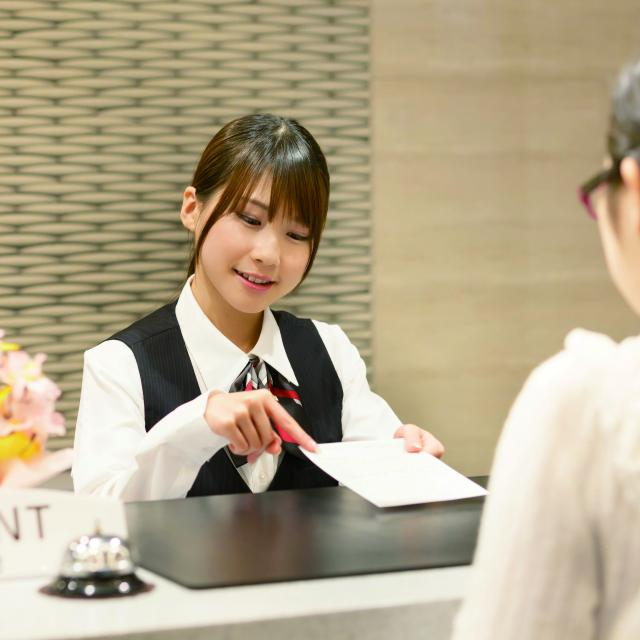 大原簿記情報公務員専門学校水戸校 オープンキャンパス☆ホテル・観光系☆2