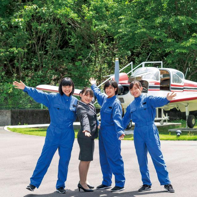 中日本航空専門学校 自宅からでも出先からでも。Webオープンキャンパス開催!1