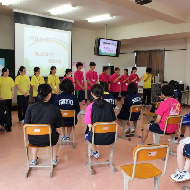 弘前厚生学院 2019 第五回オープンスクール2
