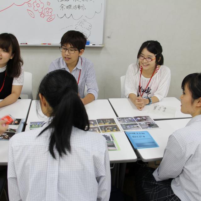 山口県立大学 夏の終わりのオープンキャンパス20183