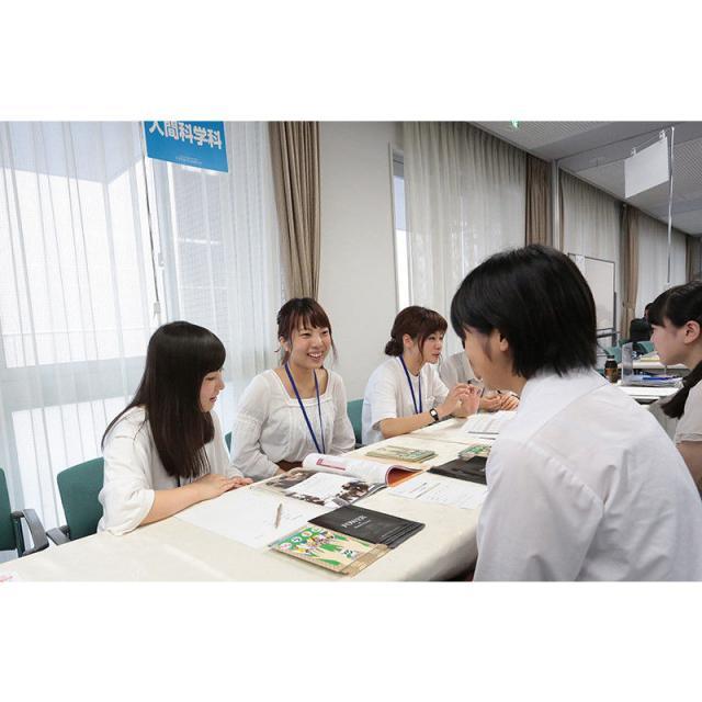 東北学院大学 初夏のオープンキャンパス(土樋会場)1