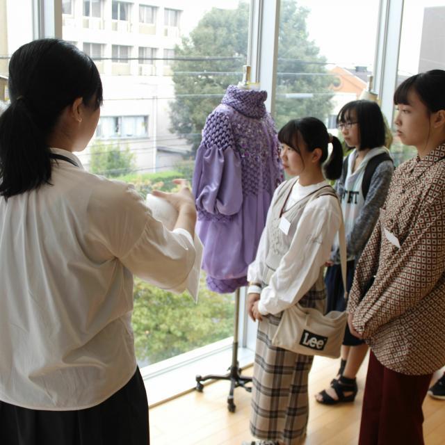 愛知文化服装専門学校 授業見学会&AO入試説明会2