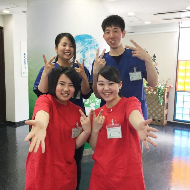 神戸医療福祉専門学校中央校 スポーツ・美容・鍼灸・介護・福祉☆夏休みOCまだやってます!4