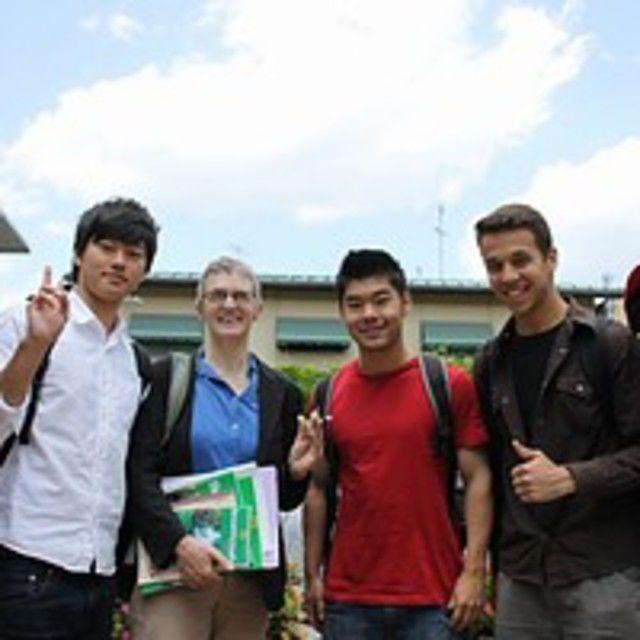 京都外国語専門学校 「海外に興味のある方」必見です!1
