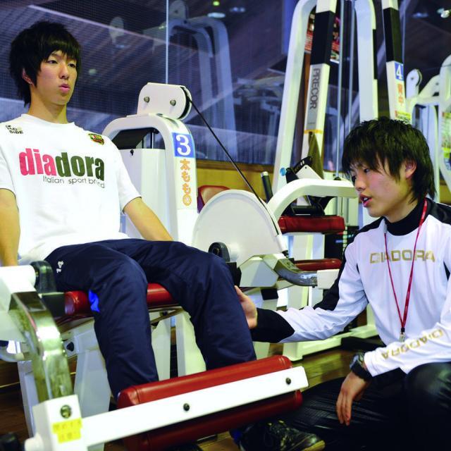 大原スポーツ公務員専門学校宇都宮校 体験入学☆スポーツ系☆1