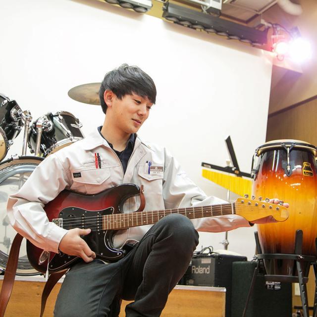 中部楽器技術専門学校 高1~3・再進学・社会人【音楽サービス創造学科】4