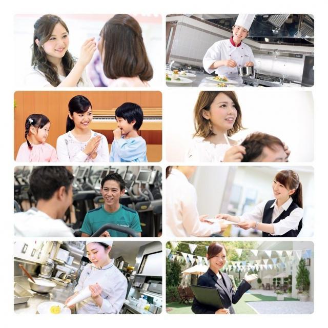 名古屋ビューティーアート専門学校 1・2年生向け人気7分野が全部わかる<まるわかりフェスタ>1