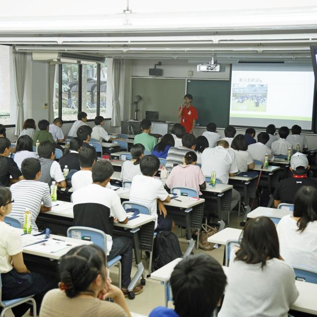 共栄大学 オープンキャンパス2018【盛夏】2