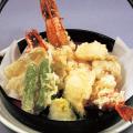 東海調理製菓専門学校 ☆★日本料理 海老の天ぷら&手まり寿司★☆