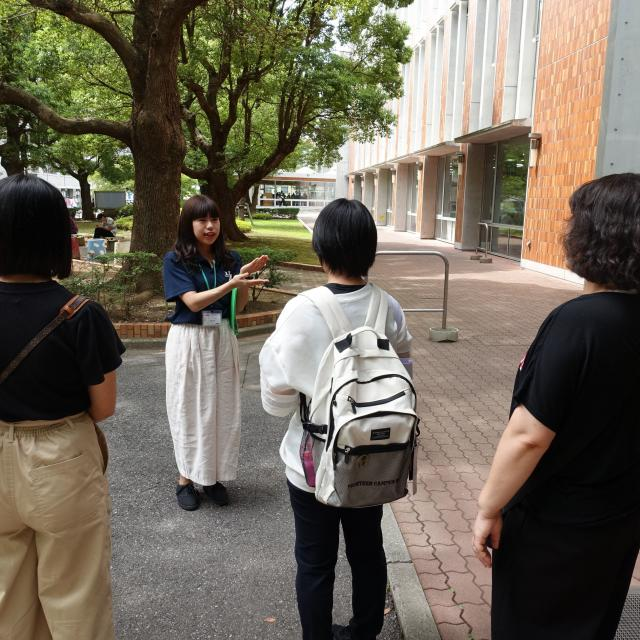 千葉商科大学 オープンキャンパス20191