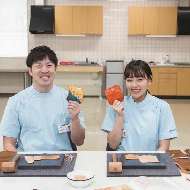 山口コ・メディカル学院 12/4(土)オープンキャンパス2