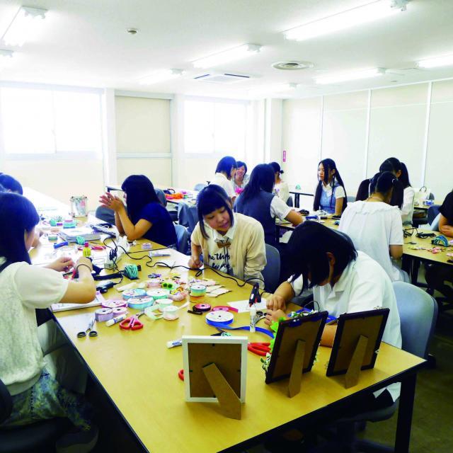 専門学校 文化デザイナー学院 【ファッション&ブライダルビューティ学科】体験入学会を開催します!1