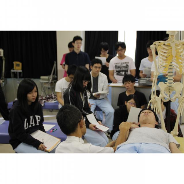 中部リハビリテーション専門学校 理学療法士がわかる 中リハがわかるオープンキャンパス2