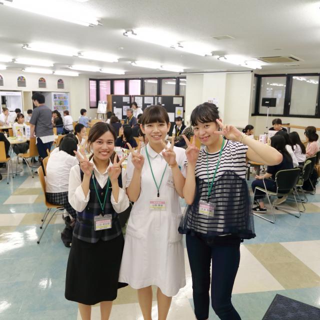 広島ビジネス専門学校 キャリアビジネス科7コース オープンキャンパス3
