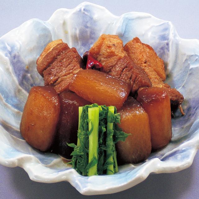 東海調理製菓専門学校 ☆★日本料理 豚肉のべっこう煮&炊き込みご飯★☆1