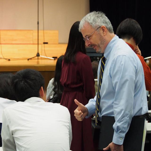 名古屋外語・ホテル・ブライダル専門学校 ネイティブスピーカーから生きた英語を学ぶ!~英語科コース~2