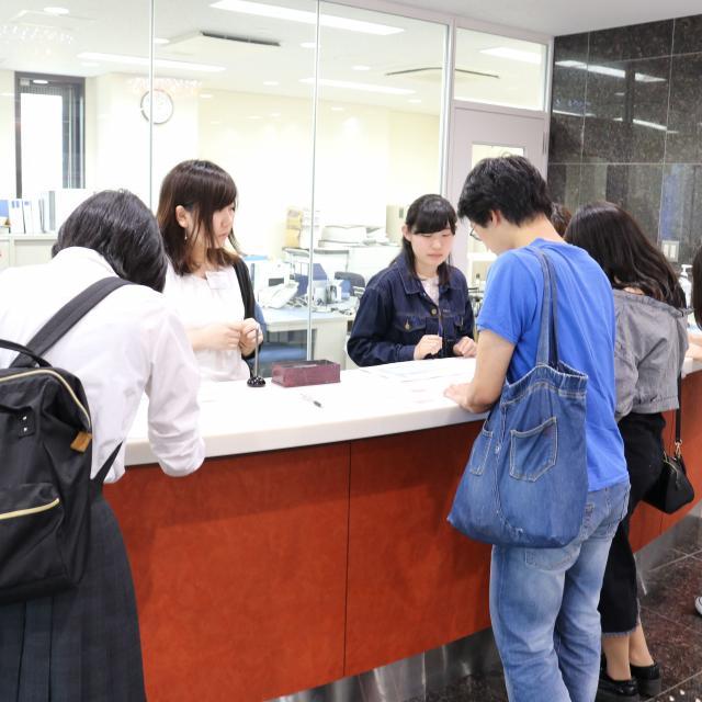 東京福祉大学 王子キャンパス 夏のオープンキャンパス2