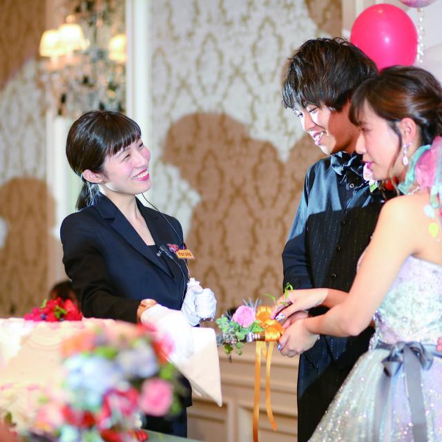 専門学校名古屋ウェディング&フラワー・ビューティ学院 【模擬結婚式&披露宴】1