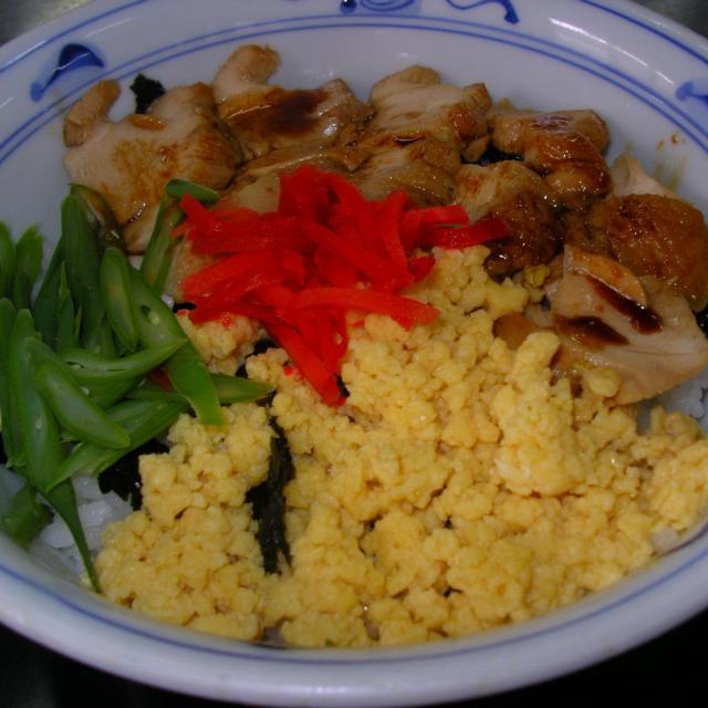 中川学園調理技術専門学校 ☆日本料理「きじ焼き丼・清し汁」☆【先着40名】1