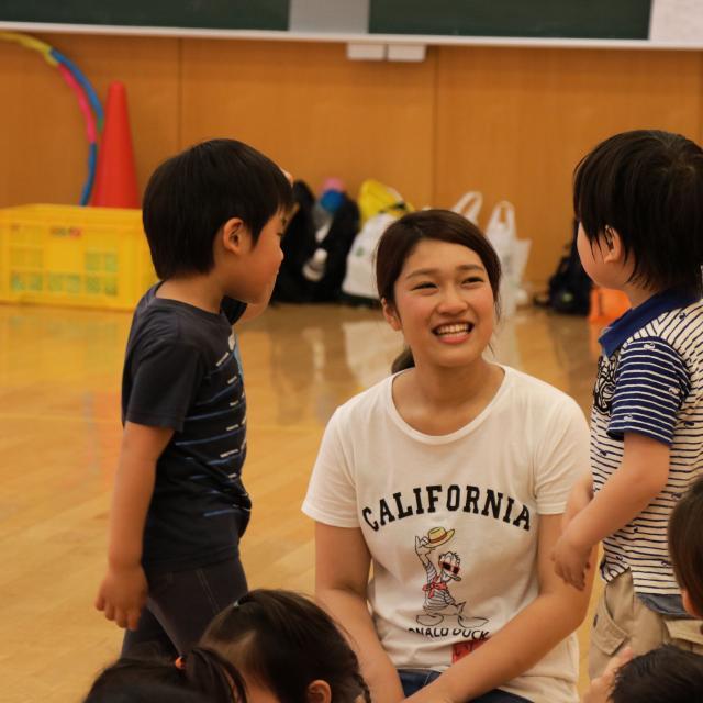町田福祉保育専門学校 【保育系】 入試対策相談会&児童館の遊び4
