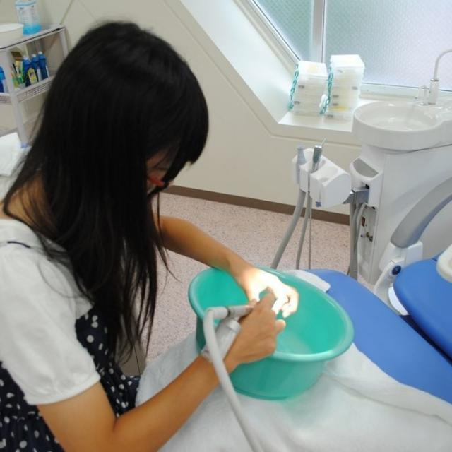 ナゴノ福祉歯科医療専門学校 2019歯科衛生士のオープンキャンパス2