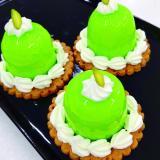 プレゼントフェスタ:ピスタチオのムースケーキお持ち帰り!の詳細