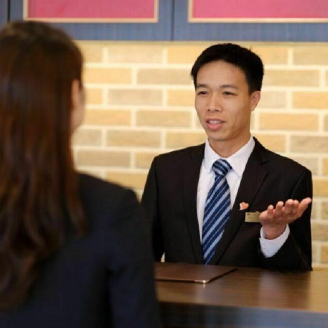 YIC情報ビジネス専門学校 【予約フォーム】メンタルトレーニング!(ホテルブライダル)1