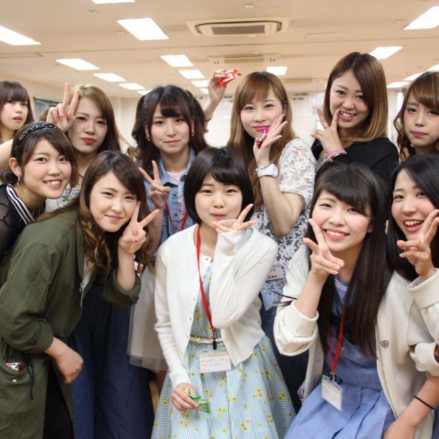 九州美容専門学校 九美のオープンキャンパス3