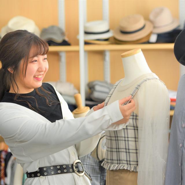 埼玉女子短期大学 ミニ体験授業&面談・面接模擬2