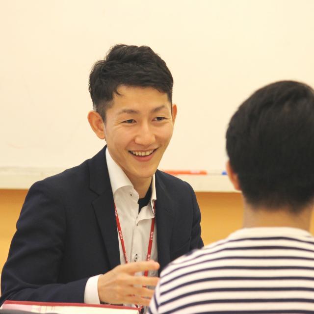 東京未来大学 個別進路相談カフェ2