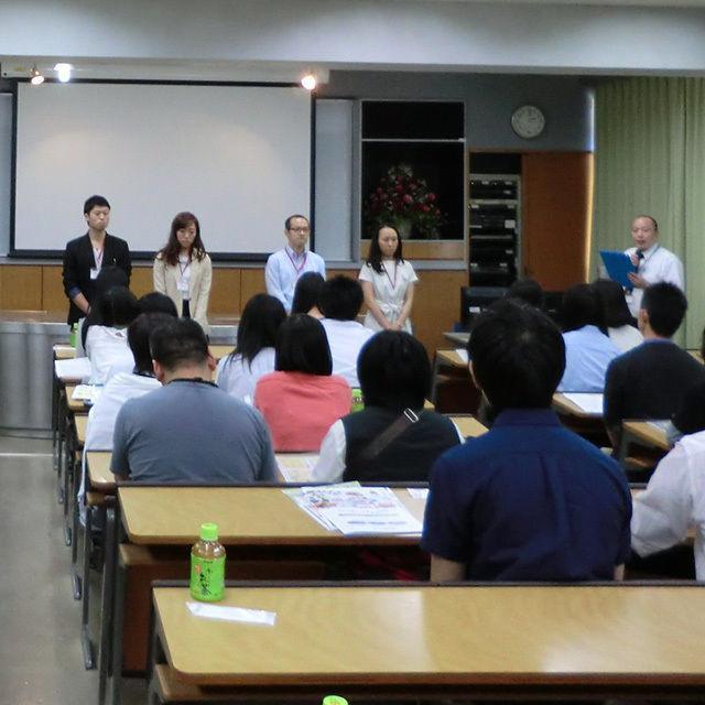 東京栄養食糧専門学校 卒業生が語る!Vol.2【ランチ付】3